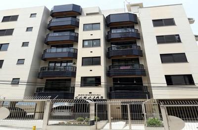 Cobertura 3 quartos para venda Coqueiros Florianópolis